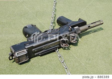 9mm機関拳銃の写真素材 - PIXTA