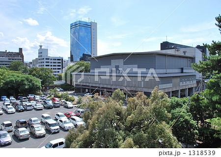 大分文化会館の写真素材 - PIXTA