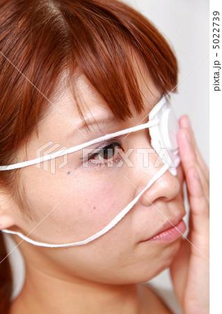眼帯 アイパッチ ものもらい 物...
