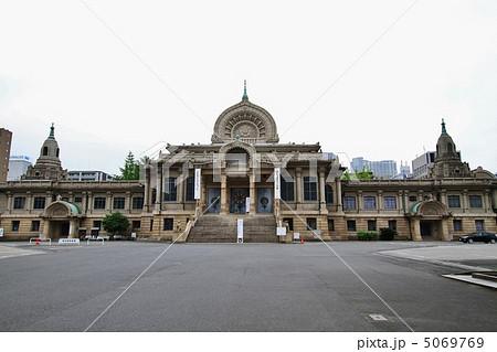 本願寺築地別院の写真素材 - PIX...
