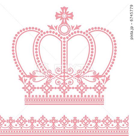 ティアラ ジュエリー 王冠 かわいいの写真素材 Pixta