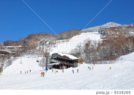 発哺ブナ平スキー場