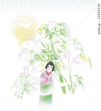 竹 取 物語