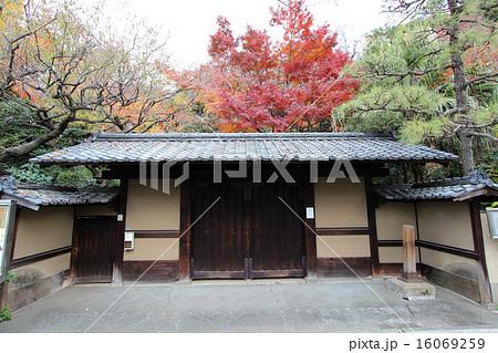 関口芭蕉庵の写真素材 - PIXTA
