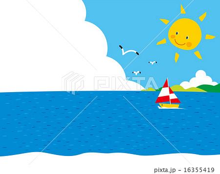 「海 イラスト」の画像検索結果
