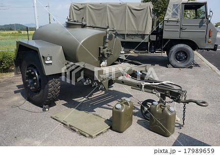 自衛隊車両 1トン水タンクトレー...