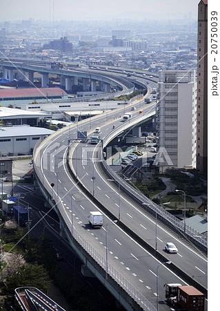 阪神高速4号湾岸線の写真素材 - ...