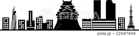 名古屋テレビ塔のイラスト素材 Pixta