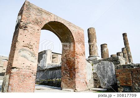 ポンペイ、ヘルクラネウム及びトッレ・アンヌンツィアータの遺跡地域