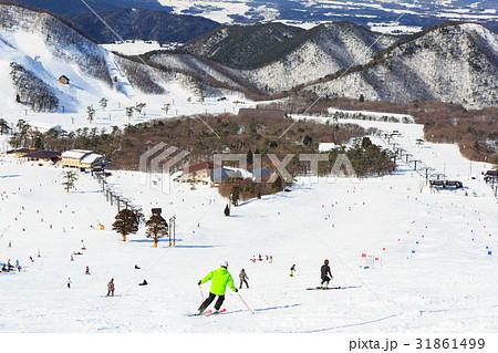 スキー場 だいせんホワイトリゾ...