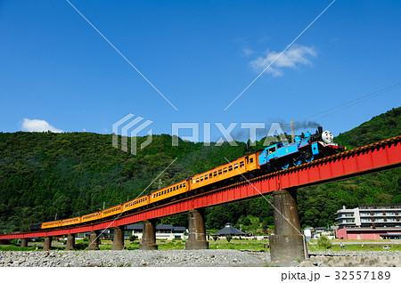 機関車トーマスの写真素材 Pixta