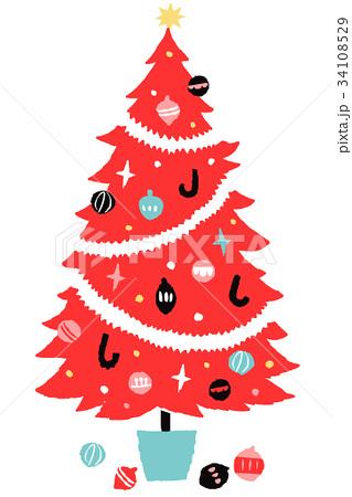 クリスマスツリーのpng素材集 Pixtaピクスタ