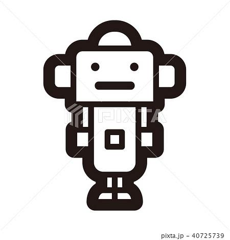 ロボットのイラスト素材集 Pixtaピクスタ