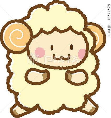 羊のイラスト素材 Pixta