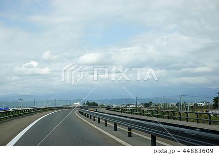 会津縦貫北道路の写真素材 - PIX...