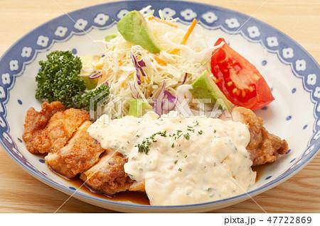 チキン南蛮 鶏の写真素材 Pixta