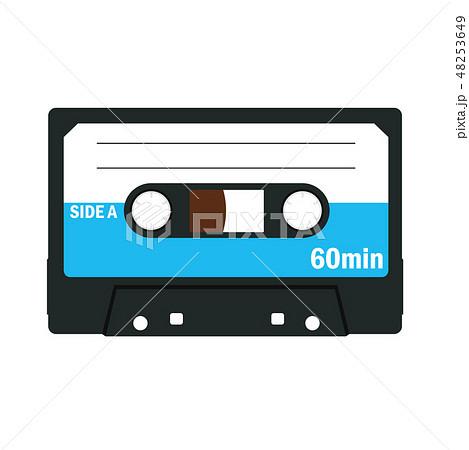 カセットテープの写真素材 Pixta